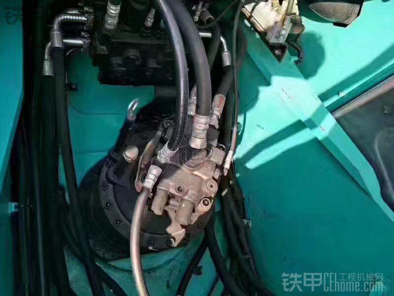 原装进口神钢260D,极品车况,手续齐全