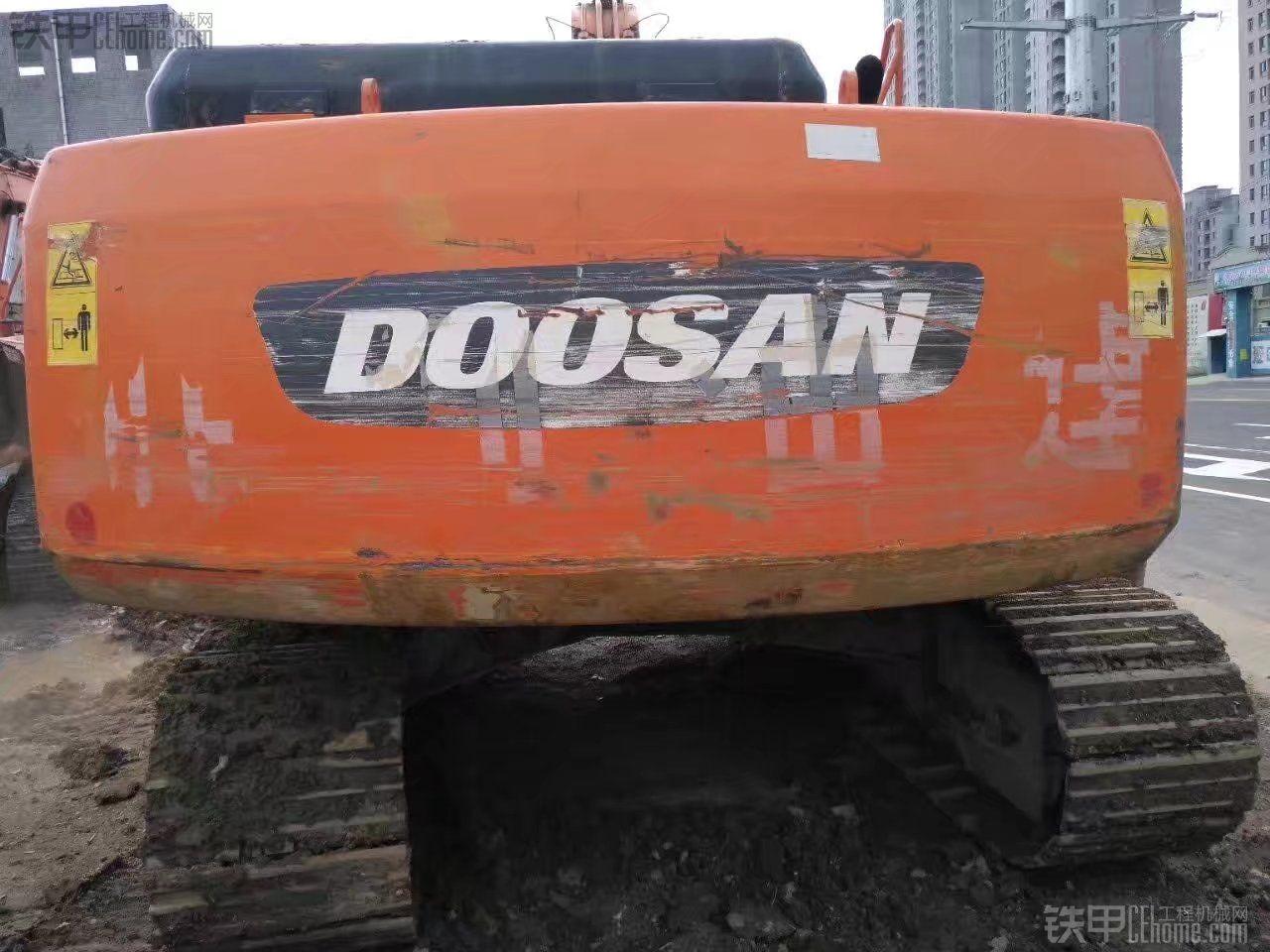 斗山 DH225LC-7 二手挖掘机价格 31.6万 12000小时
