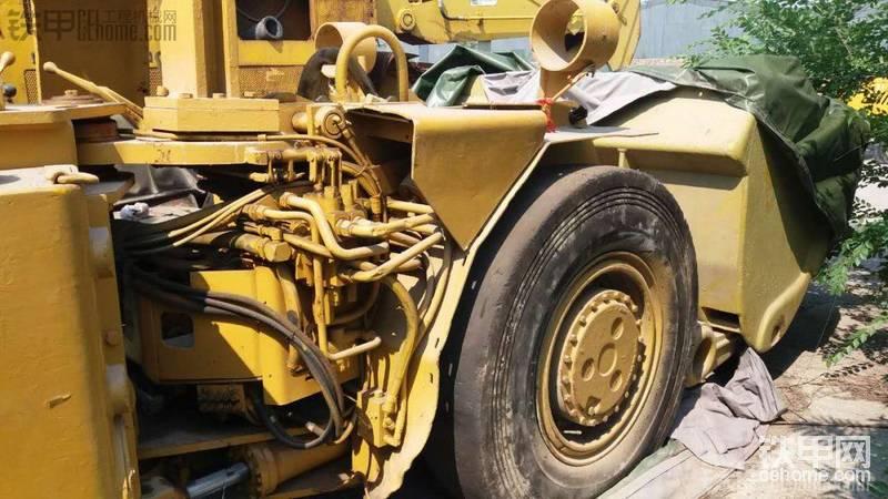 卡特彼勒 TS220 二手铲运机价格 10万 5692小时