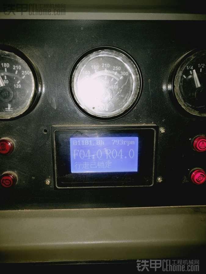DH17推土机一千小时保养