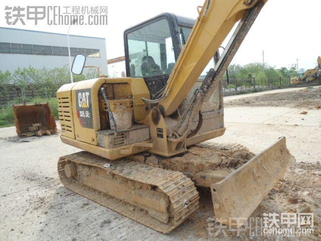 卡特彼勒 305.5E 二手挖掘机价格 24万 596小时帖子图片