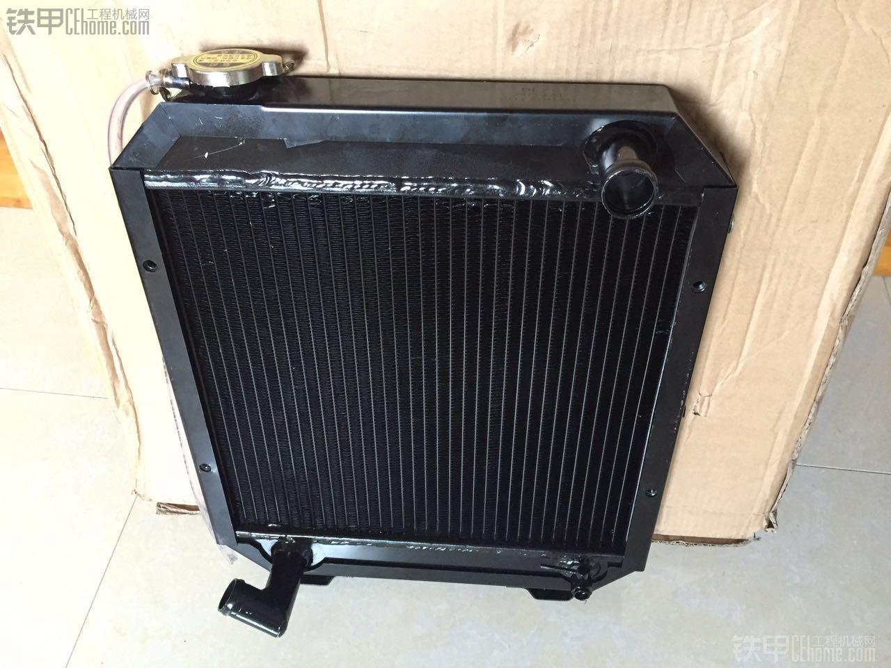 玉柴YC13-6 散热器总成 油冷器