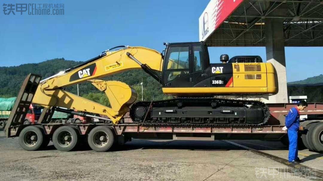 卡特彼勒 336D2 挖掘机