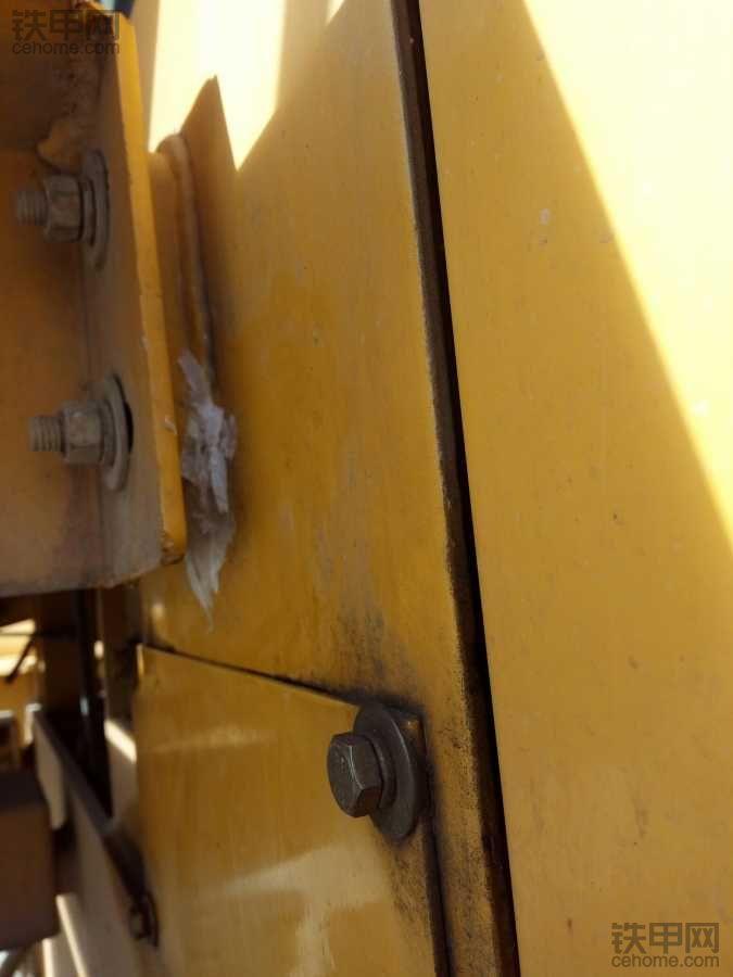 液压油箱渗油