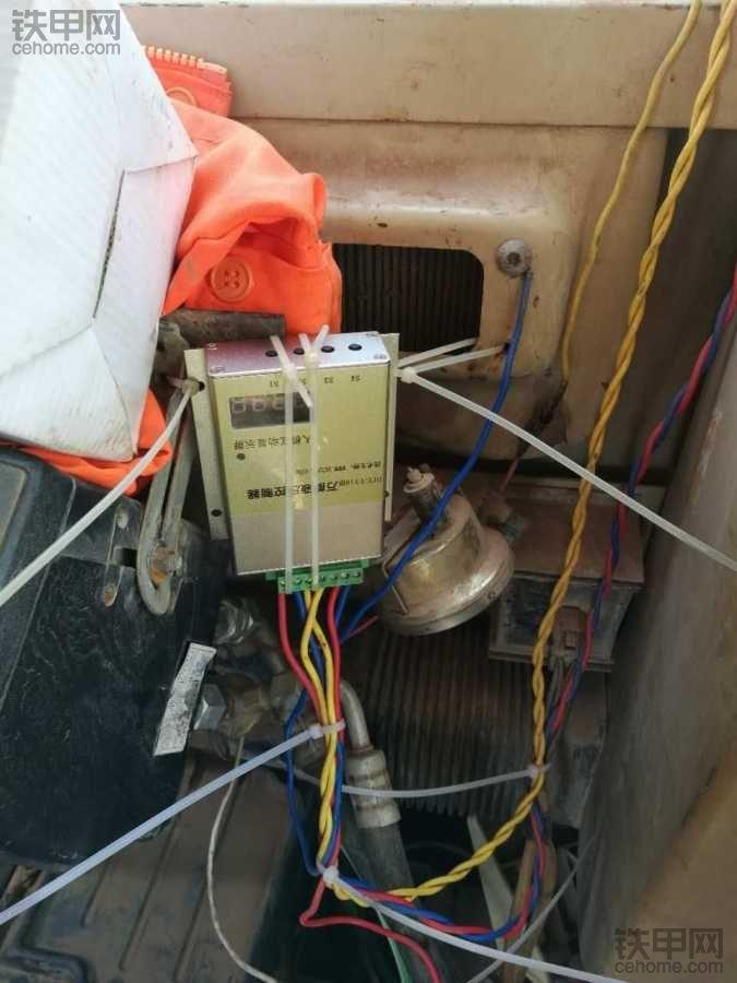 挖掘机电路改装神器之万能泵控板