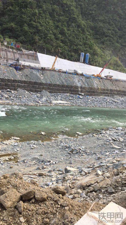 亚洲第一高坝,江平河水电站