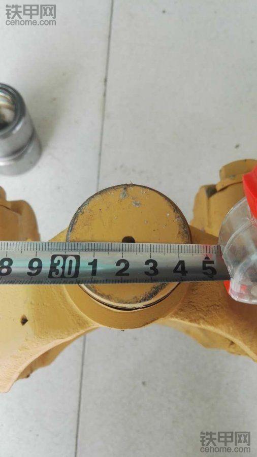 这个是SD13的支承环,大家可以对对尺寸