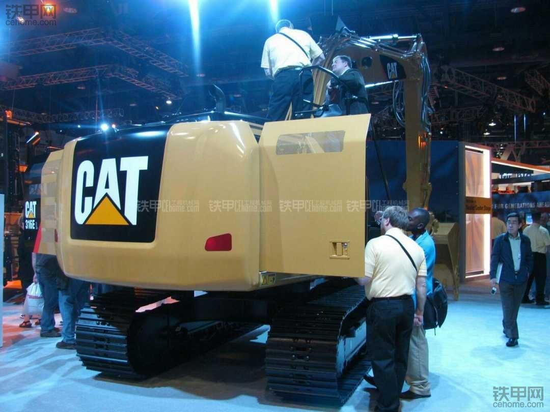 卡特313d2gc 挖掘机