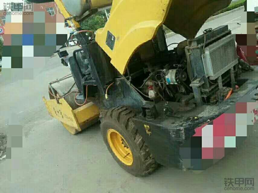 求购单钢轮压路机