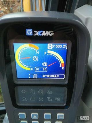 【爱机故事】徐工XE60D一千五百小时使用报告