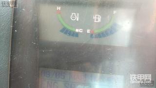斗山420高温记