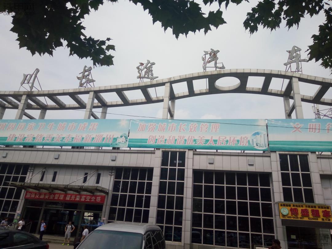 淄川大众出租汽车照片