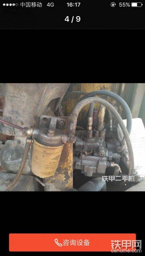 收购柳工907机械发动机液压泵