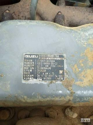 8年前买的日立120-6挖掘机15000小时使用报告