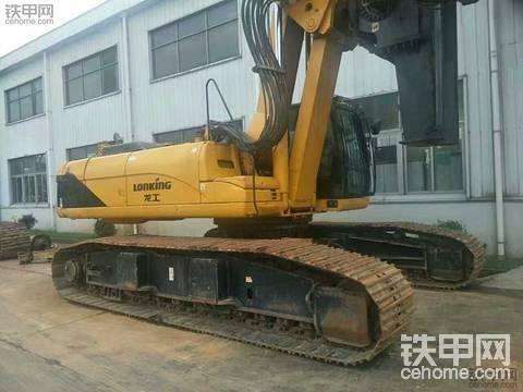 龙工旋挖钻机