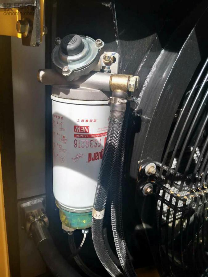 老板征求我的意见 再提新柳工50CN侧卸版装载机