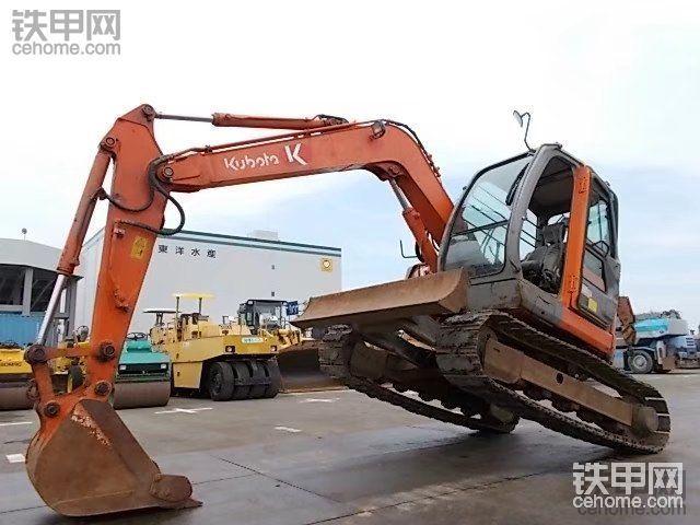 日立 ZX75US-A 二手挖掘机价格 27.5万 5000小时