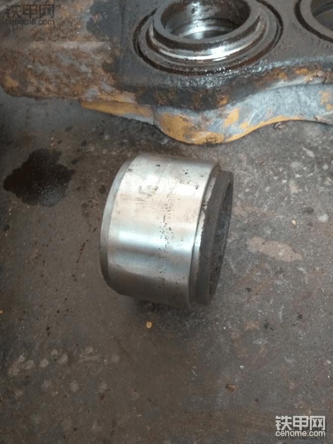 自己动手修临工936L刹车钳