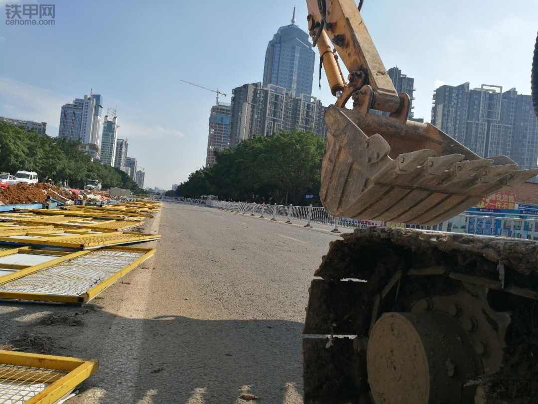 我与柳工奋斗在广西柳州~