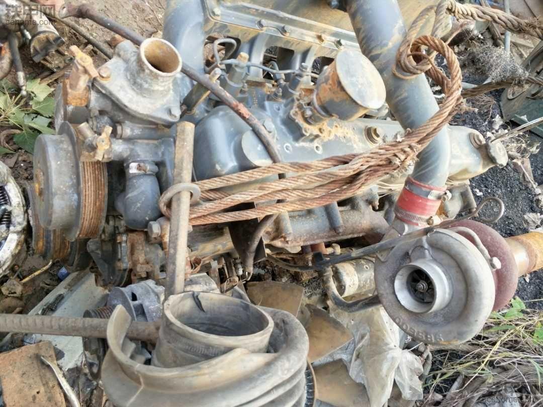 大宇220-5-7发动机