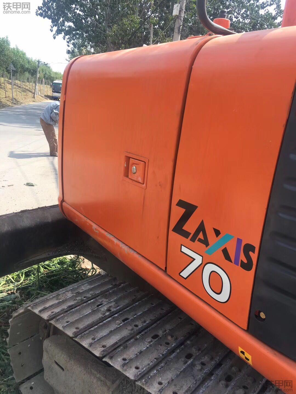 日立 ZX70国产 二手挖掘机价格 22万 5000小时