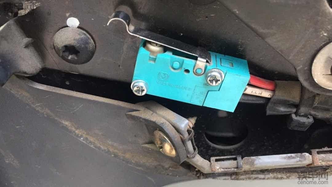 卡特329DL安全锁