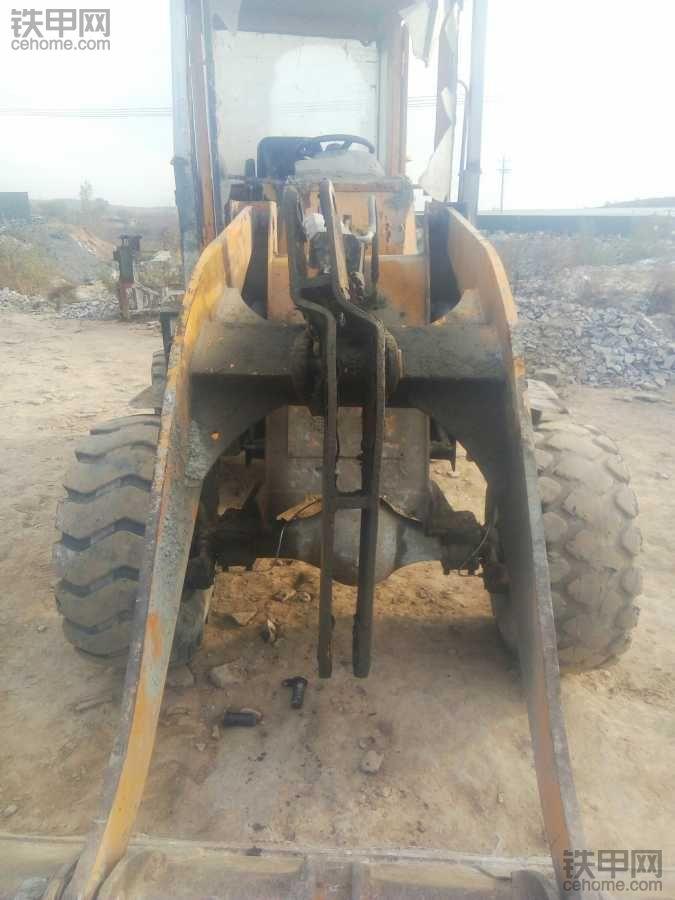 小铲车安全溢流阀