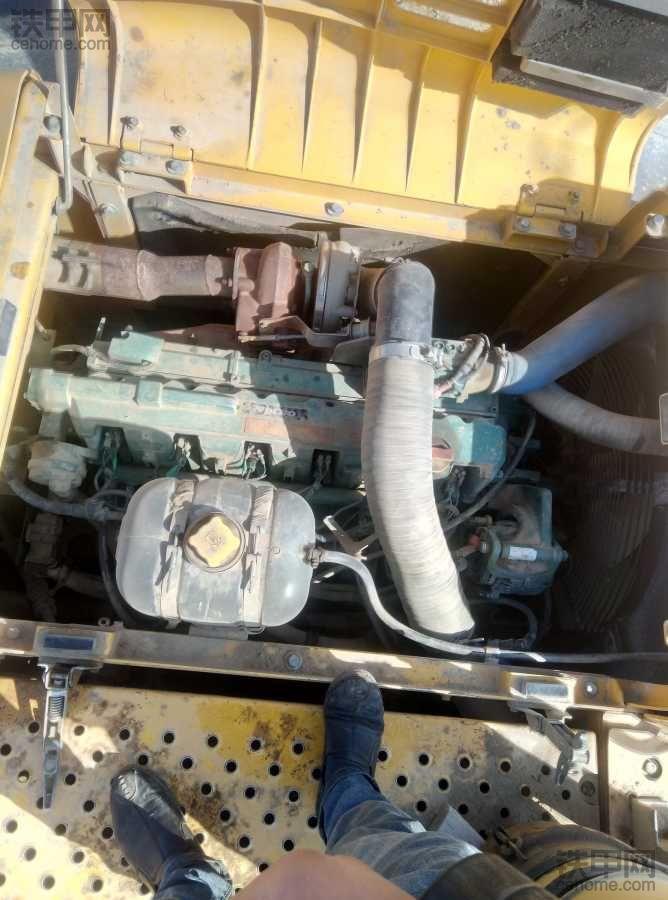 【维修往事】沃尔沃210一个泵修了四次
