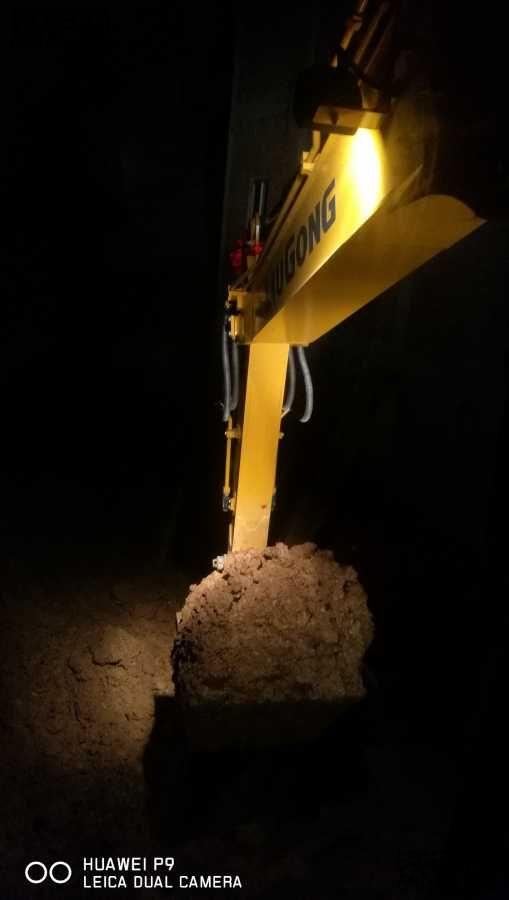 说说柳工9075E挖掘机,豪华外观,操作轻便!
