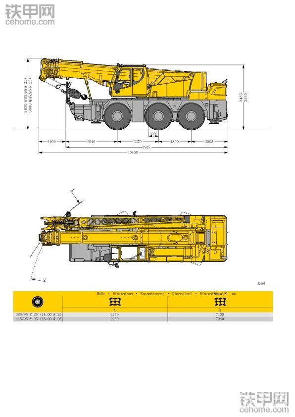利勃海尔LTC 1050-3.1 图片分享