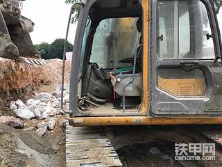 我开徐工150的日子,国产挖机开着舒服!