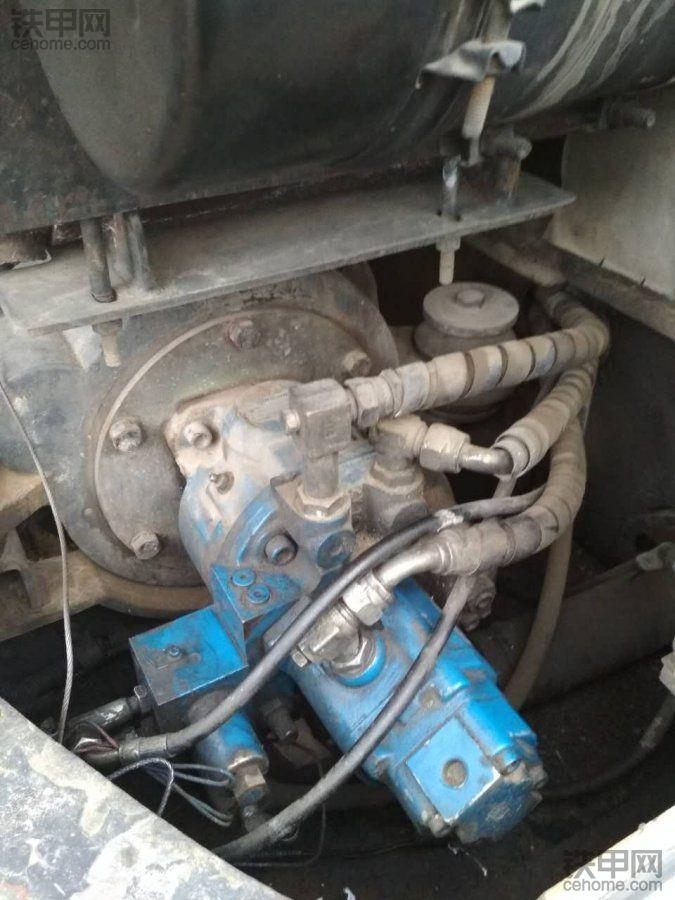 斗山DH55工作13000使用报告耐用、省油就是经典