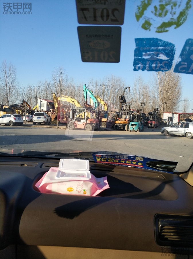 第二次来中国最大的挖机拆车旧件市场:河北徐水走马观花