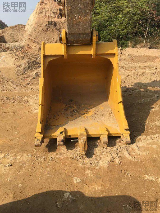 卡特336D二手土方挖斗