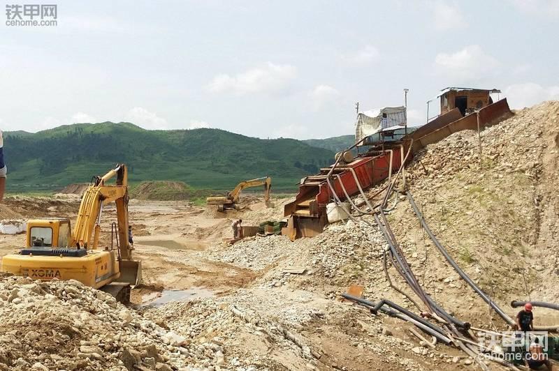 【我和厦工的故事】厦工机械奋战在朝鲜