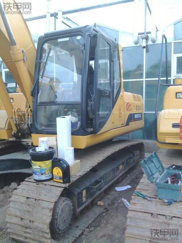 【我和厦工的故事】厦工XG822LC动力好,噪音小,关键太省油了!