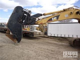 剪刀怪手,卡特315C挖掘机