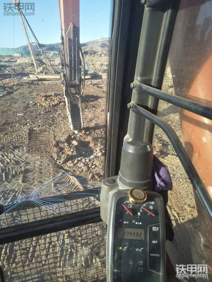 日立ZX330-3G挖掘機的使用報告-帖子圖片