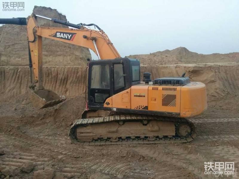 国产三一挖掘机5800小时使用报告