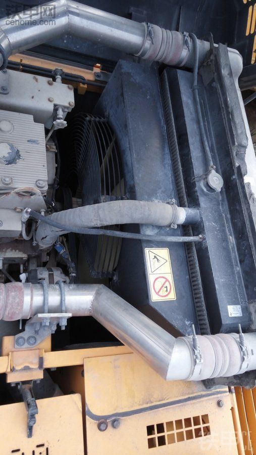 现代 R455LC-7 二手挖掘机价格 99.8万 3800小时