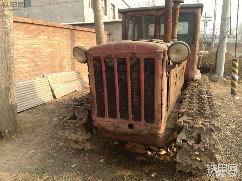 經典第一代拖拉機-東方紅54-帖子圖片