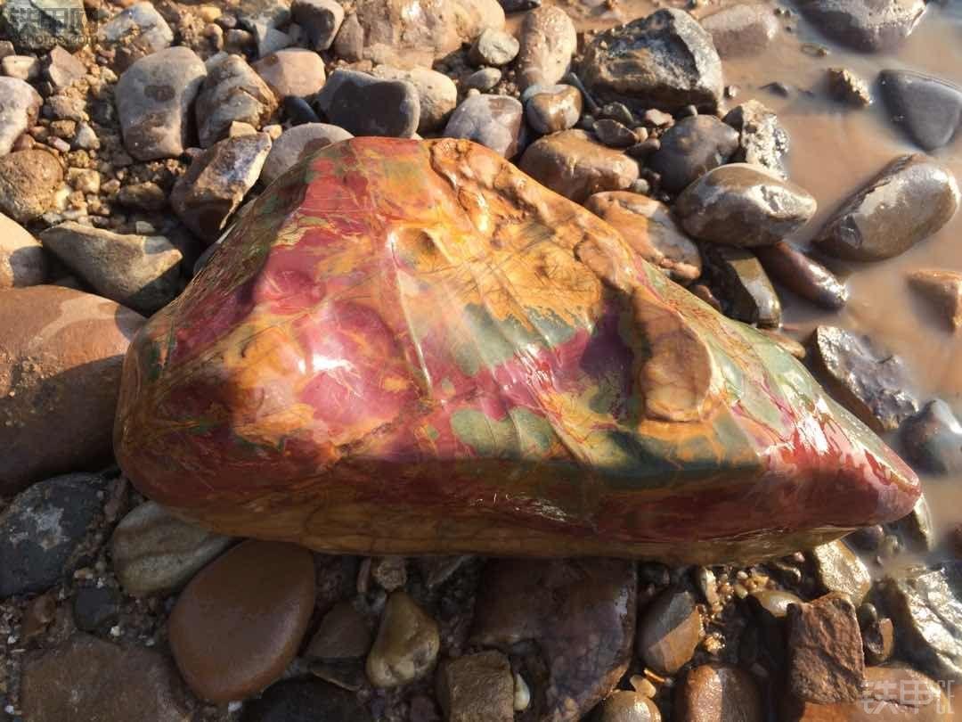 河里筛7公分以上的石头,供工地用