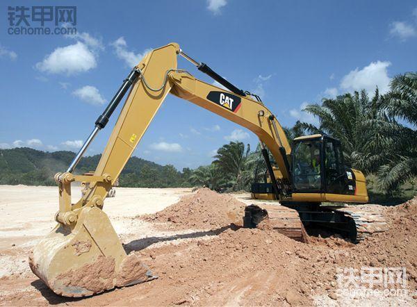 【我的好伙伴】卡特彼勒320D2-我最中意的挖掘机