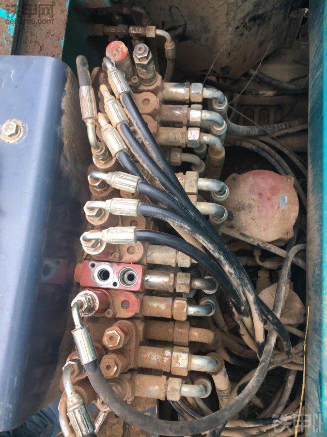 求助卡特345D分配器小臂阀杆样品。