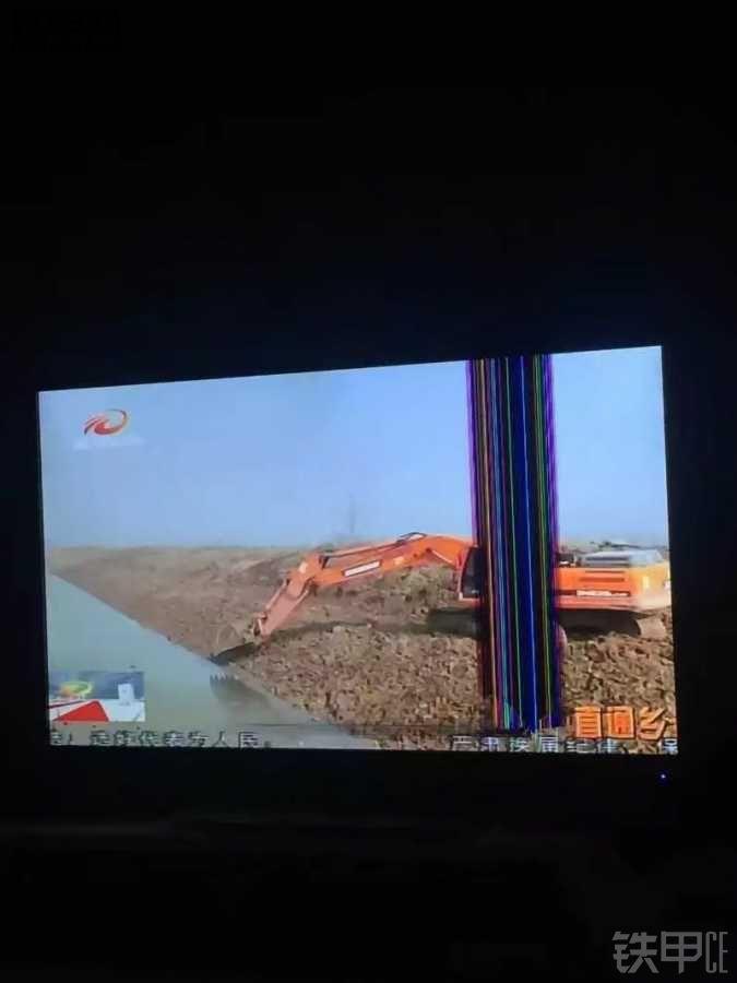 河道修坡,开挖中小沟!还上了本地电视台!