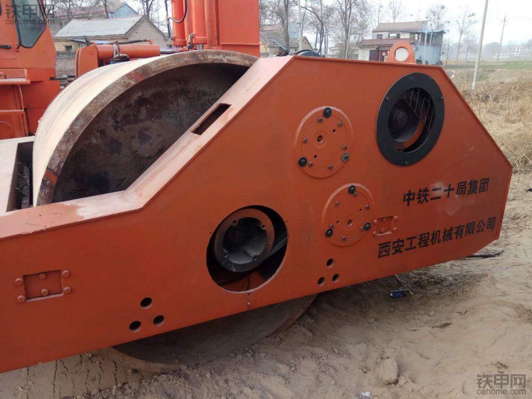 合肥绿地 LSV200 二手压路机价格 12万 1000小时