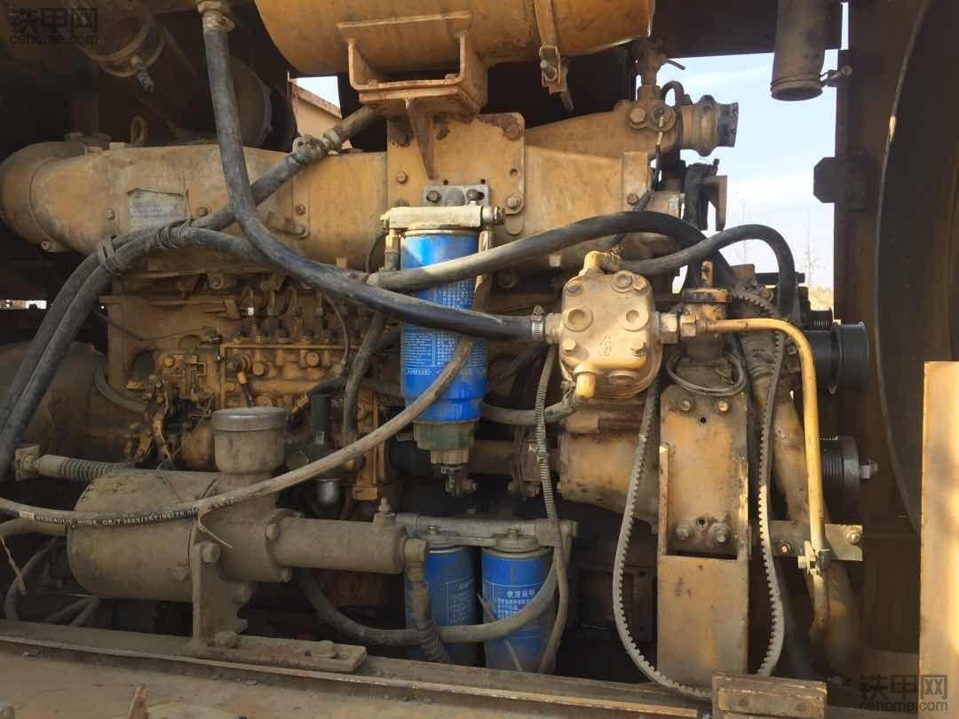 04年柳工ZL50C经典老车继续发挥余热