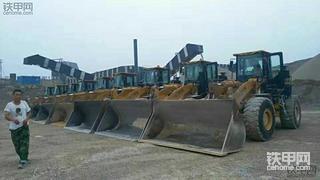 用过17台山工 车重载工况我首选山工