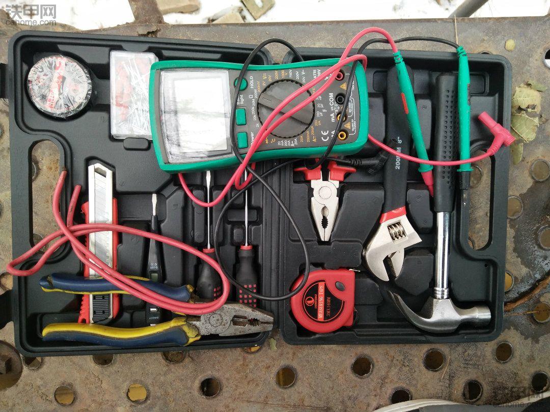 常林装载机安装铁甲云盒过程全记录