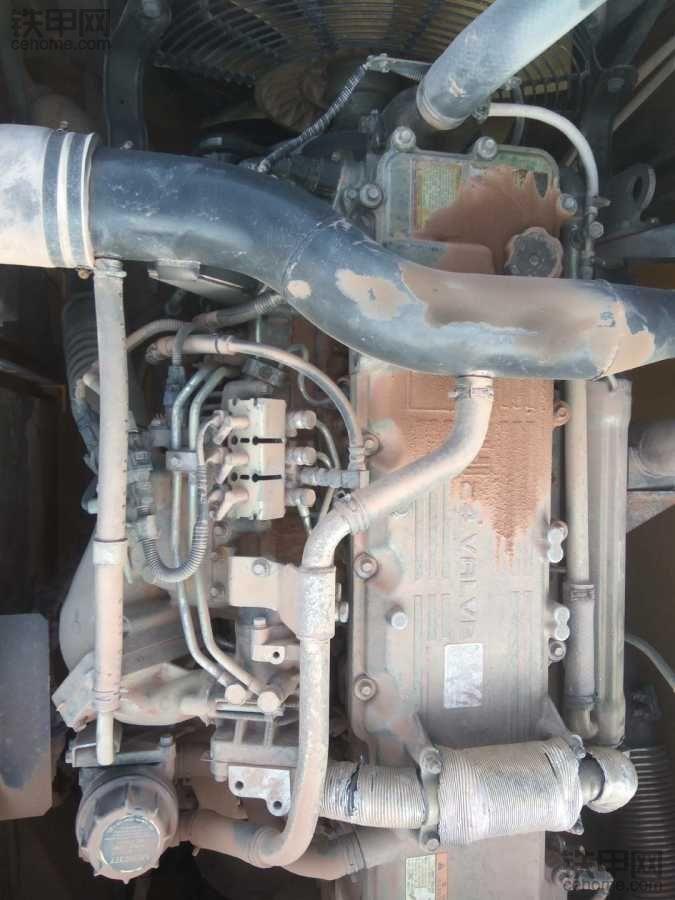 有大神修过三菱电喷6M60发动机吗。